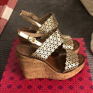 Tory Burch Shoes - Tory Burch wedges